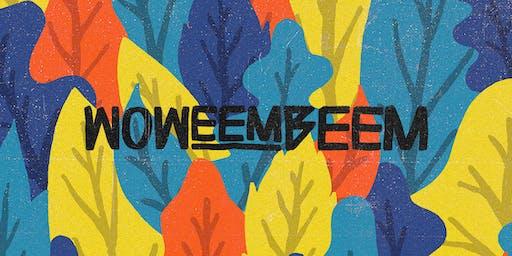 Loud Motive, Caleb Kunle, Farah Elle & Tolu Makay at Woweembeem