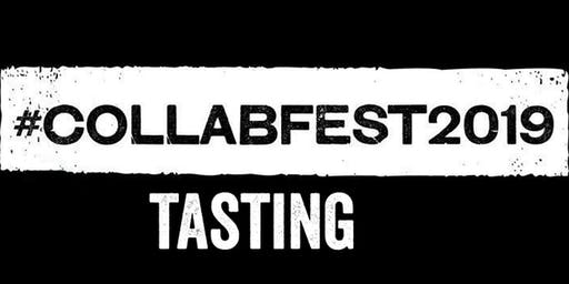 #Collabfest Tasting