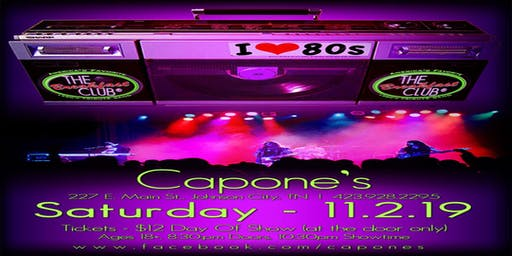 The Breakfast Club live at Capone's Johnson City