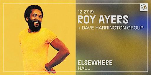 Roy Ayers @ Elsewhere (Hall)