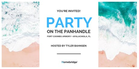 Tyler Bahnsen's Party on the Panhandle tickets
