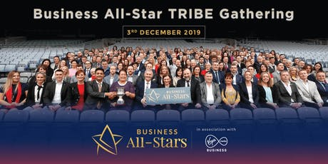 Business All-Stars TRIBE Gathering - in association with Virgin Media Business  tickets