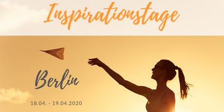 Inspirationstage - Berlin 2020 tickets