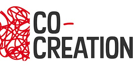 Do you believe in the power of co-creation and want to make it work? tickets