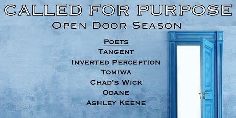 Called For Purpose - Spoken Word Night tickets