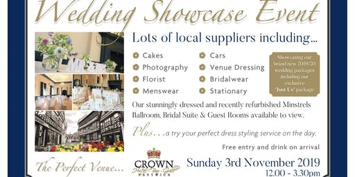 Wedding Fayre & Showcase Event