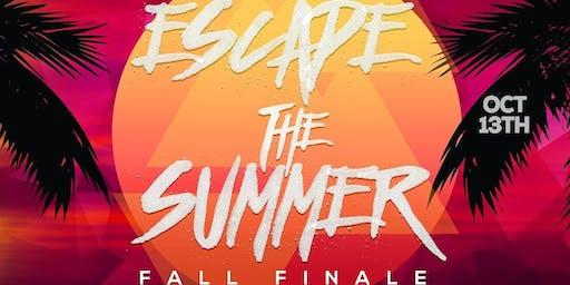 Escape Sundays ( Fall Finale )