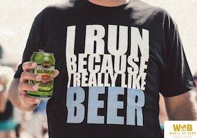 Beer Mile *$1,000 Cash Prize*