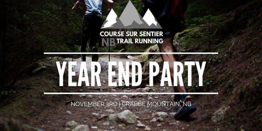 Course Sur Sentier NB Trail Running : Year End Party