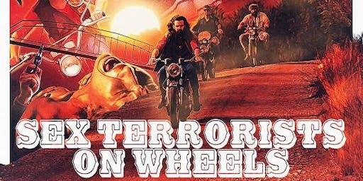 Sex Terrorists on Wheels screening at the Alamo Drafthouse Cinema Austin TX