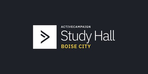 ActiveCampaign Study Hall | Boise