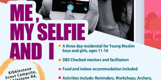 YM UK National Residential: 'Me, Myselfie and I'