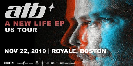 ATB | 11.22.19 | 10:00 PM | 21+ tickets