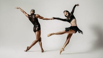 "Complexions Contemporary Ballet: ""Star Dust From Bach to David Bowie"""