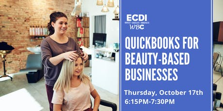 Quickbooks for Beauty Industry Based Businesses tickets