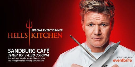 Hell's Kitchen Cooking Competition
