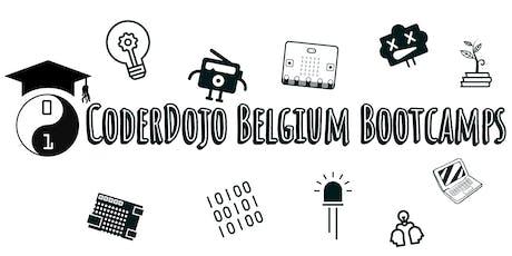 CoderDojo bootcamp: mBot tickets