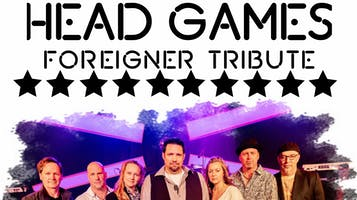 Head Games: A Foreigner Tribute Show