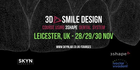 SKYN 3D SMILE DESIGN tickets