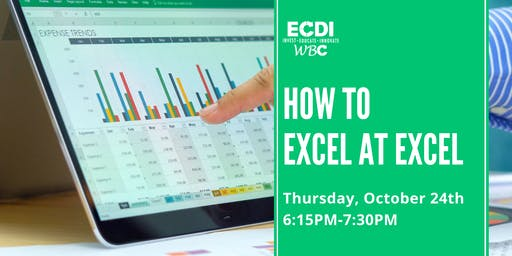 How to Excel at Excel