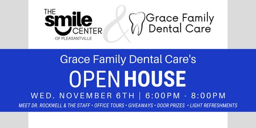 Smile Center & Grace Family Dental Open House