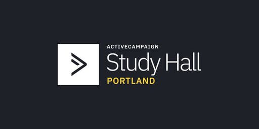 ActiveCampaign Study Hall | Portland