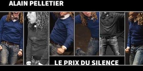 Conférence sur l'intimidation Alain Pelletier tickets