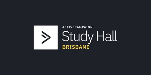 ActiveCampaign Study Hall | Brisbane (12/10)