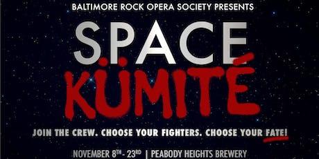 Space Kümité tickets