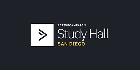 ActiveCampaign Study Hall | San Diego tickets