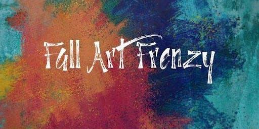 Fall Art Frenzy
