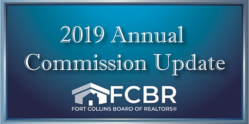 2019 Annual Commission Update - December 16th