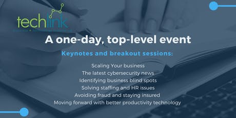 TechLink Business & Technology Conference tickets
