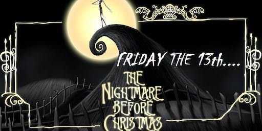 Friday the 13th A Nightmare before Christmas