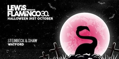 Flaminco30 | 31st October | Halloween tickets
