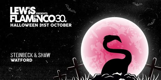 Flaminco30 | 31st October | Halloween