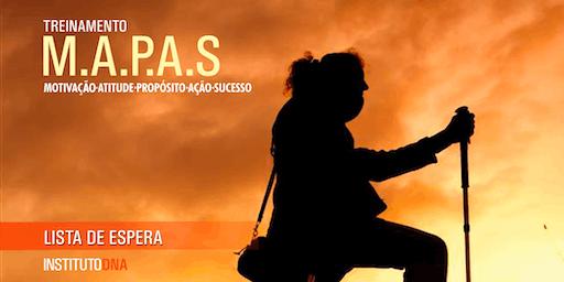 TREINAMENTO M.A.P.A.S - LISTA DE ESPERA