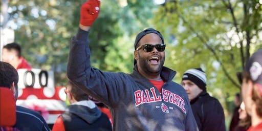 Ball State University Young Alumni Homecoming Parade Float