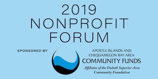 2019 Nonprofit Forum