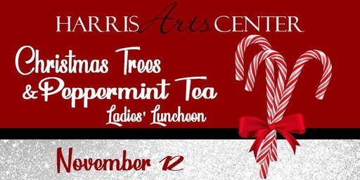 Christmas Trees & Peppermint Teas Ladies' Luncheon