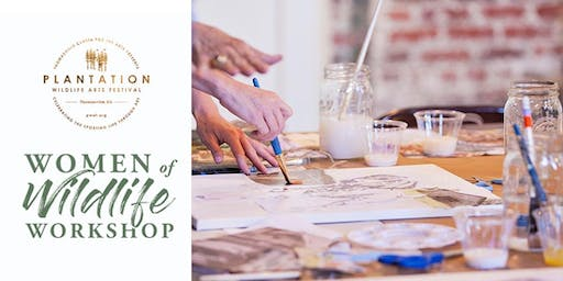 PWAF 2019 | Women of Wildlife: Visual Art Workshop