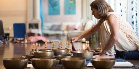 Tibetan Bowl Sound Meditation w/ Diáne Mandle tickets