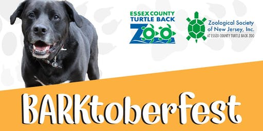 Barktoberfest Pet Adoption Event and Marketspace at Turtle Back Zoo