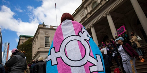 Trans Day of Visibility Pride March and Rally NYC