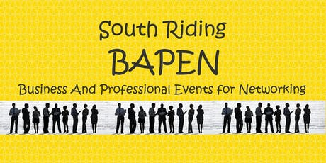 South Riding BAPEN October Networking Event (FREE) tickets
