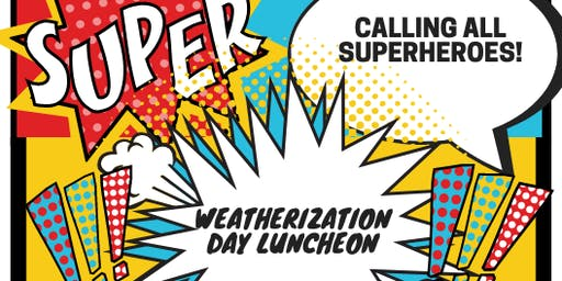 Weatherization Day Luncheon