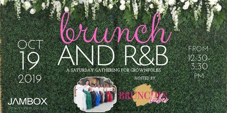 Brunch and R&B: A Saturday Gathering For Grownfolks tickets