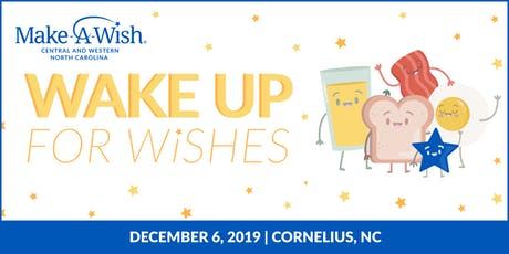 Lake Norman Wake Up for Wishes Breakfast tickets