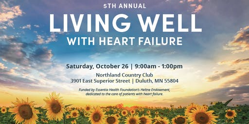 Essentia Health - Living Well With Heart Failure Conference