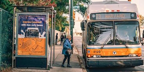 Better Buses, Better Cities (A Book Launch) tickets
